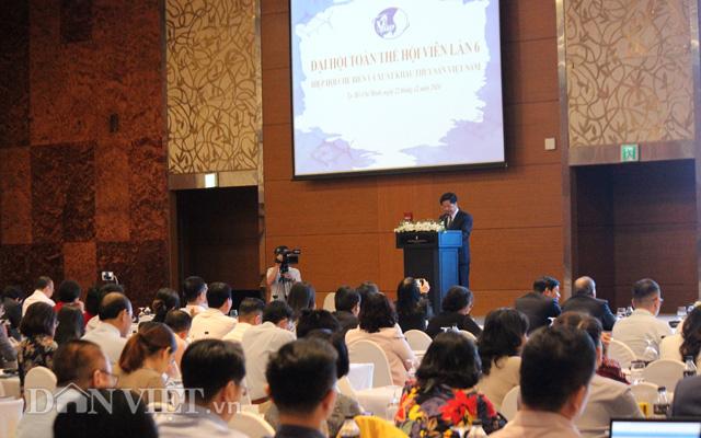 Đại hội toàn thể hội viên lần 6 Hiệp hội chế biến và xuất khẩu thủy sản Việt Nam