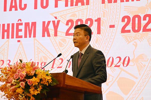 Thủ tướng: Không để xảy ra tham nhũng chính sách, lợi ích nhóm trong xây dựng chính sách pháp luật - Ảnh 2.