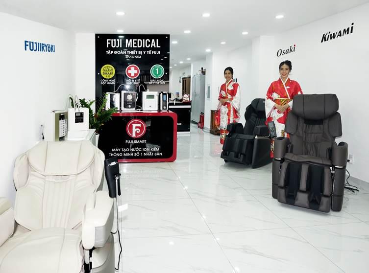 Tập đoàn Fuji Medical đẩy mạnh phát triển thiết bị y tế thông minh dùng cho gia đình  - Ảnh 1.