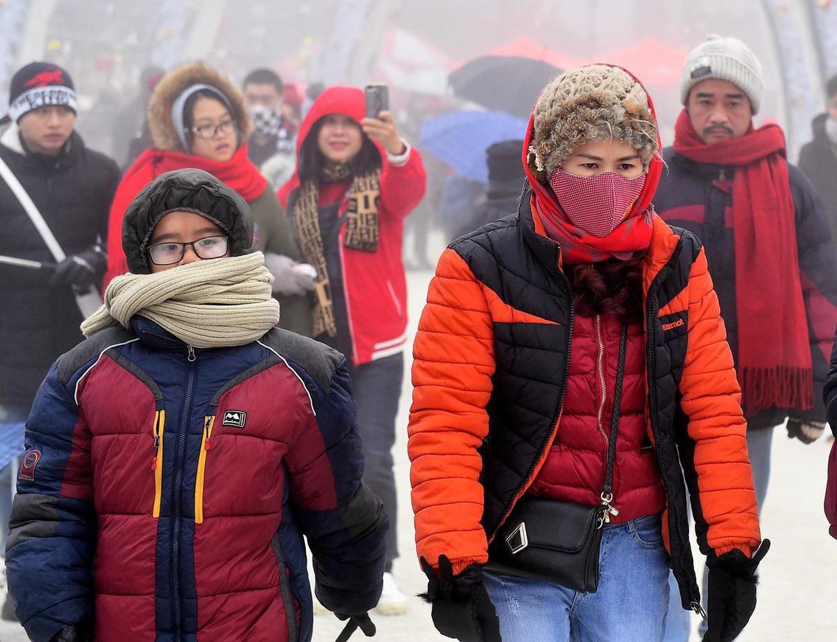 Tết Dương lịch 2021: Không khí lạnh mạnh tăng cường, thời tiết sẽ ra sao? - Ảnh 1.