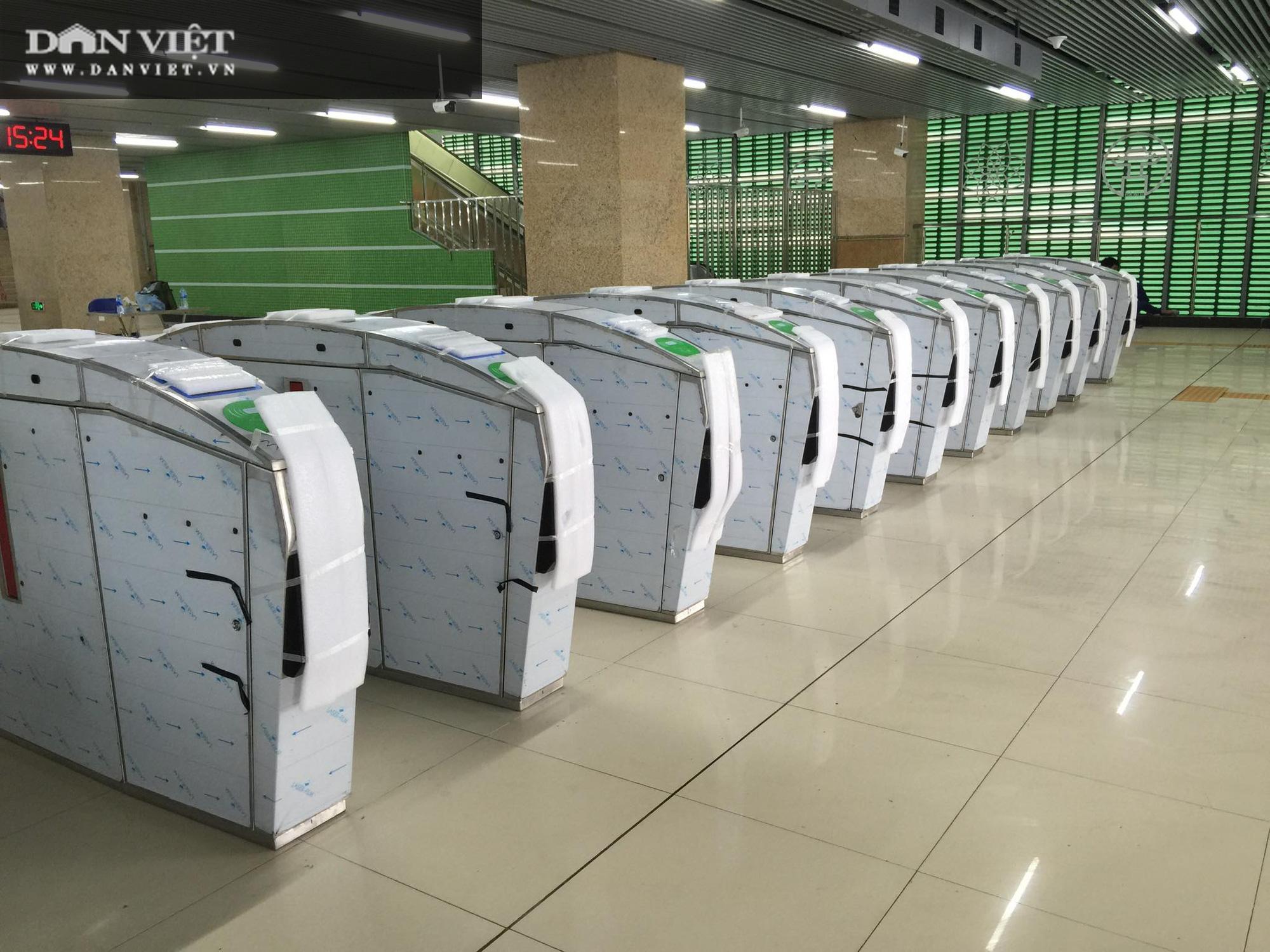 Hành khách đi tàu Cát Linh - Hà Đông sẽ được miễn phí vé - Ảnh 2.