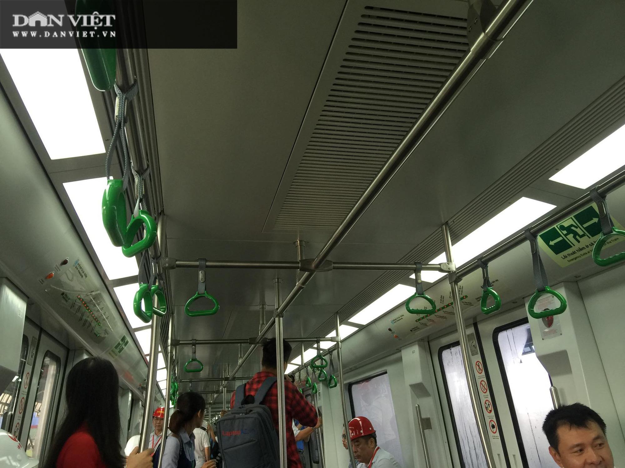 Hành khách đi tàu Cát Linh - Hà Đông sẽ được miễn phí vé - Ảnh 1.