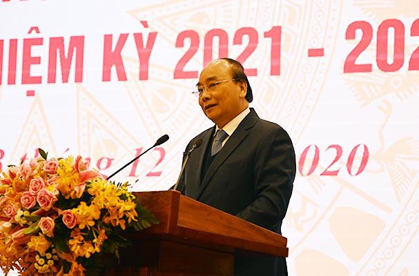 Thủ tướng: Không để xảy ra tham nhũng chính sách, lợi ích nhóm trong xây dựng chính sách pháp luật - Ảnh 1.