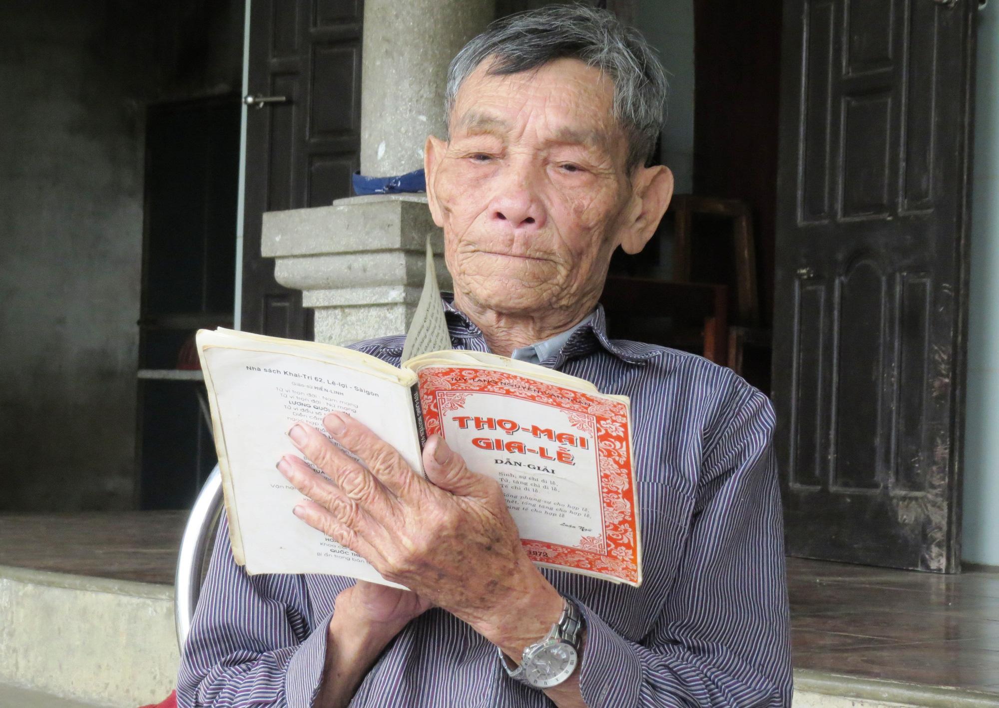 Ở Nghệ An có ngôi làng đặc biệt tên là làng trường thọ, nói lí do trường thọ nhiều người ngỡ ngàng - Ảnh 2.
