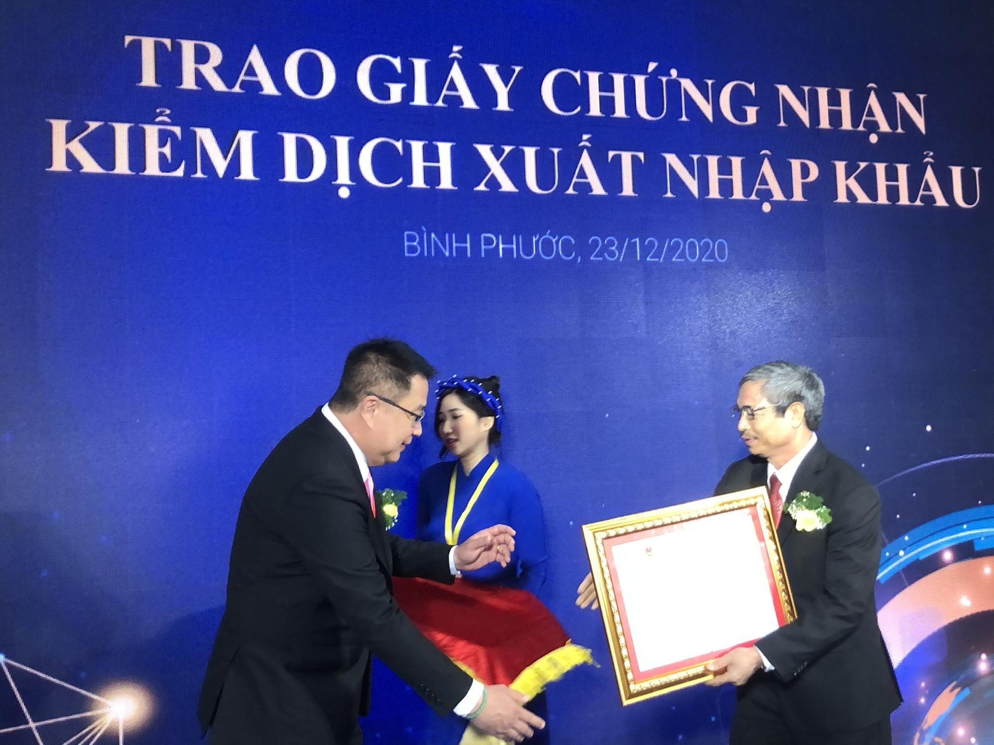 Khánh thành nhà máy chế biến thịt gà lớn nhất Đông Nam Á ở Bình Phước - Ảnh 3.