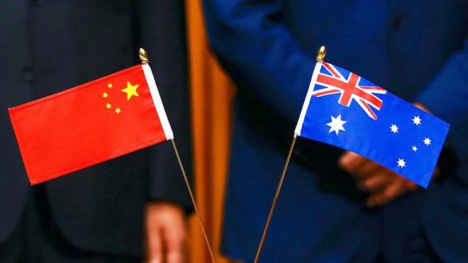 Thêm một nút thắt mới trong căng thẳng Úc - Trung - Ảnh 1.