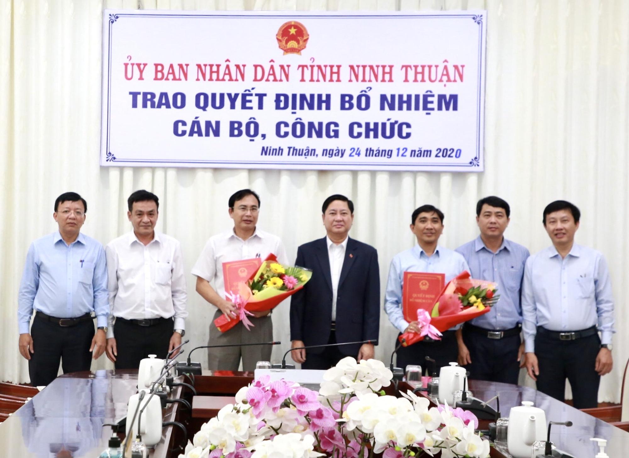 Ninh Thuận có tân Chánh văn phòng UBND tỉnh - Ảnh 1.