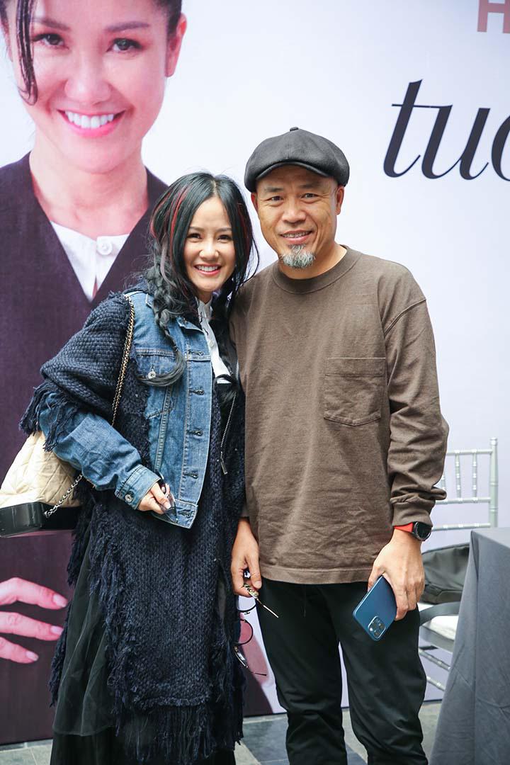 Ca sĩ Hồng Nhung hài hước tiết lộ gặp bạn trai Thanh Lam trước khi gặp và yêu Thanh Lam  - Ảnh 6.