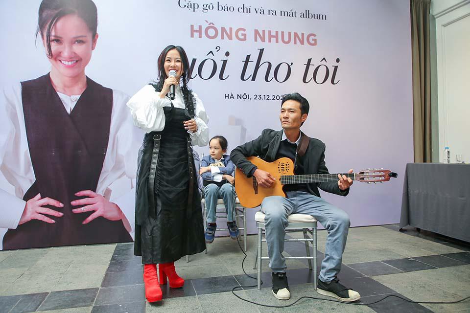 Ca sĩ Hồng Nhung hài hước tiết lộ gặp bạn trai Thanh Lam trước khi gặp và yêu Thanh Lam  - Ảnh 4.