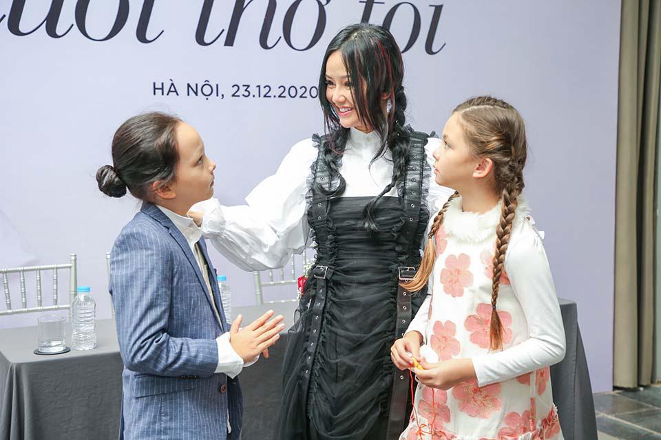 Ca sĩ Hồng Nhung hài hước tiết lộ gặp bạn trai Thanh Lam trước khi gặp và yêu Thanh Lam  - Ảnh 3.