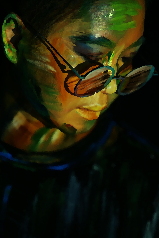 """Live - Colors: Giới trẻ thích thú với trào lưu """"biến"""" mình thành tranh - Ảnh 13."""