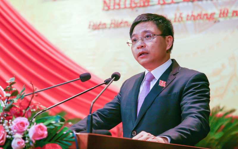 Bí thư Tỉnh ủy Nguyễn Văn Thắng giữ chức Trưởng Đoàn đại biểu Quốc hội - Ảnh 1.