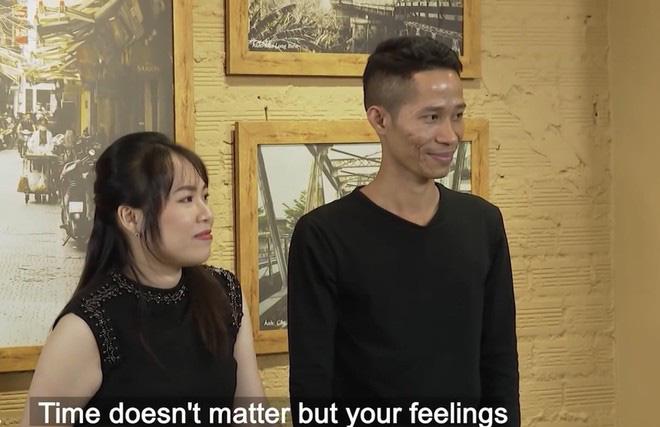 Trai U40 xấu hổ phải khai báo kinh nghiệm hôn với bà mối, từ thời gian đến cảm giác - Ảnh 7.