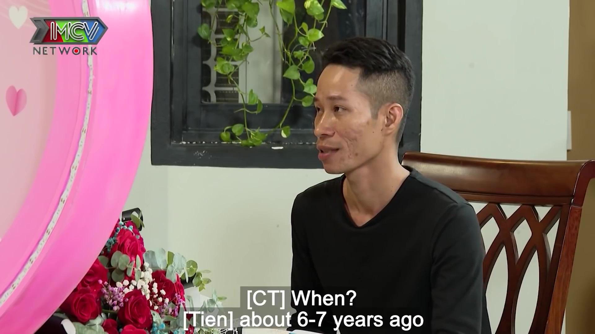 Trai U40 xấu hổ phải khai báo kinh nghiệm hôn với bà mối, từ thời gian đến cảm giác - Ảnh 2.