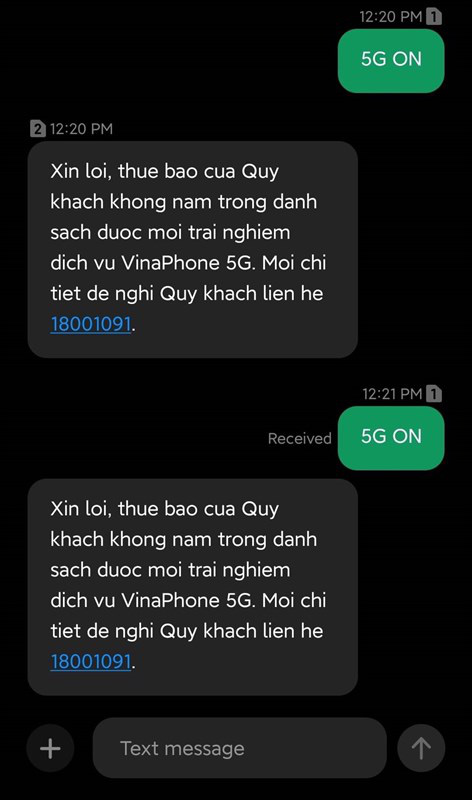 Cách đăng ký 5G tốc độ cao miễn phí cho từng dòng điện thoại - Ảnh 6.