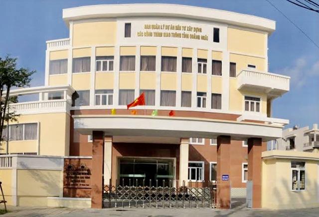 """Quảng Ngãi: Sáp nhập 2 Ban quản lý dự án """"ngàn tỷ"""" trực thuộc tỉnh  - Ảnh 1."""