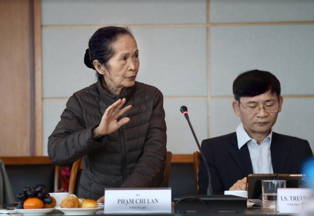 """Bà Phạm Chi Lan: """"Hay phê phán nông dân, doanh nghiệp Việt nhưng dễ dãi với người nước ngoài"""" - Ảnh 3."""