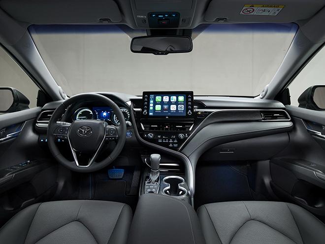 Toyota Camry 2021 có gì đặc biệt để đua với VinFast Lux A2.0? - Ảnh 5.