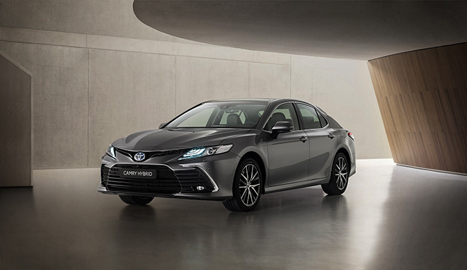 Toyota Camry 2021 có gì đặc biệt để đua với VinFast Lux A2.0? - Ảnh 3.