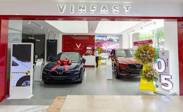 VinFast - dấu ấn của 'người dẫn đầu' trên thị trường ô tô 2020 - Ảnh 1.