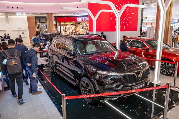 VinFast - dấu ấn của 'người dẫn đầu' trên thị trường ô tô 2020 - Ảnh 4.