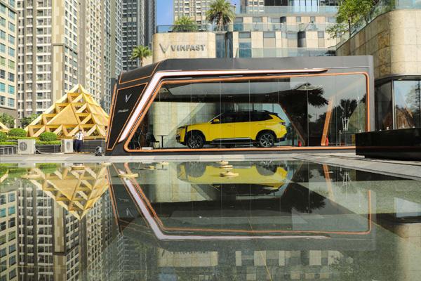 VinFast - dấu ấn của 'người dẫn đầu' trên thị trường ô tô 2020 - Ảnh 5.