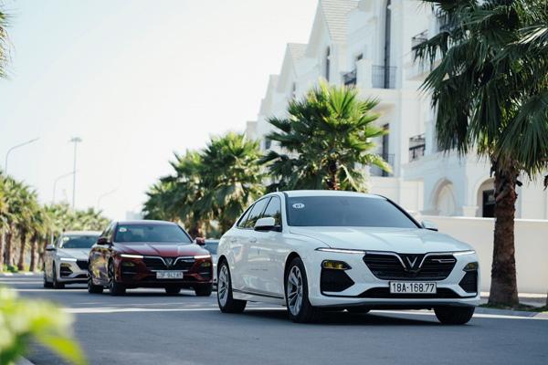 VinFast - dấu ấn của 'người dẫn đầu' trên thị trường ô tô 2020 - Ảnh 6.