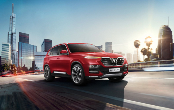 VinFast - dấu ấn của 'người dẫn đầu' trên thị trường ô tô 2020 - Ảnh 7.
