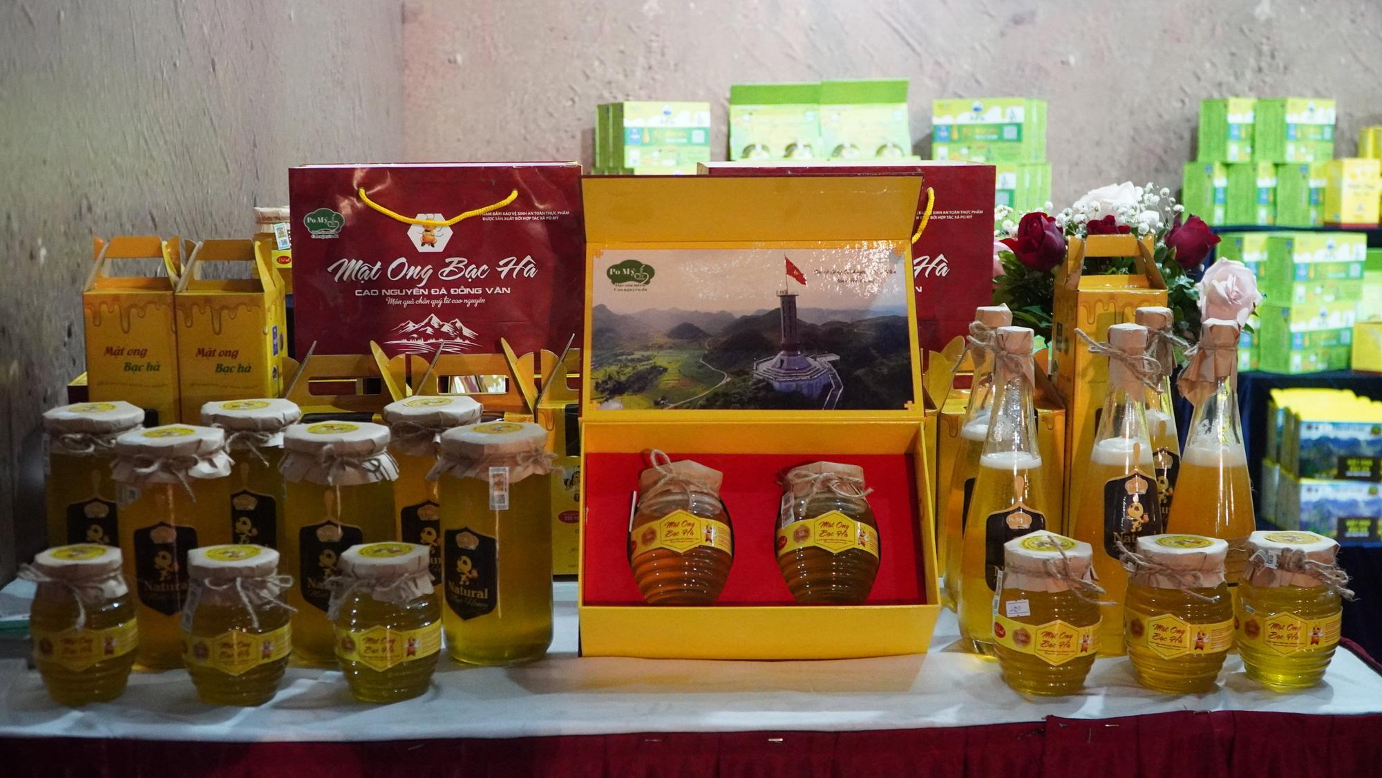 Đặc sản cao nguyên đá Hà Giang hút khách Thủ đô - Ảnh 6.