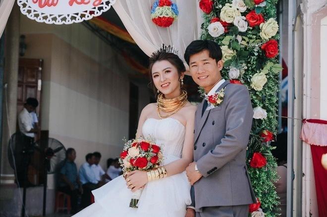 Những đám cưới đình đám, gây sốt dư luận trong năm 2020 - Ảnh 9.