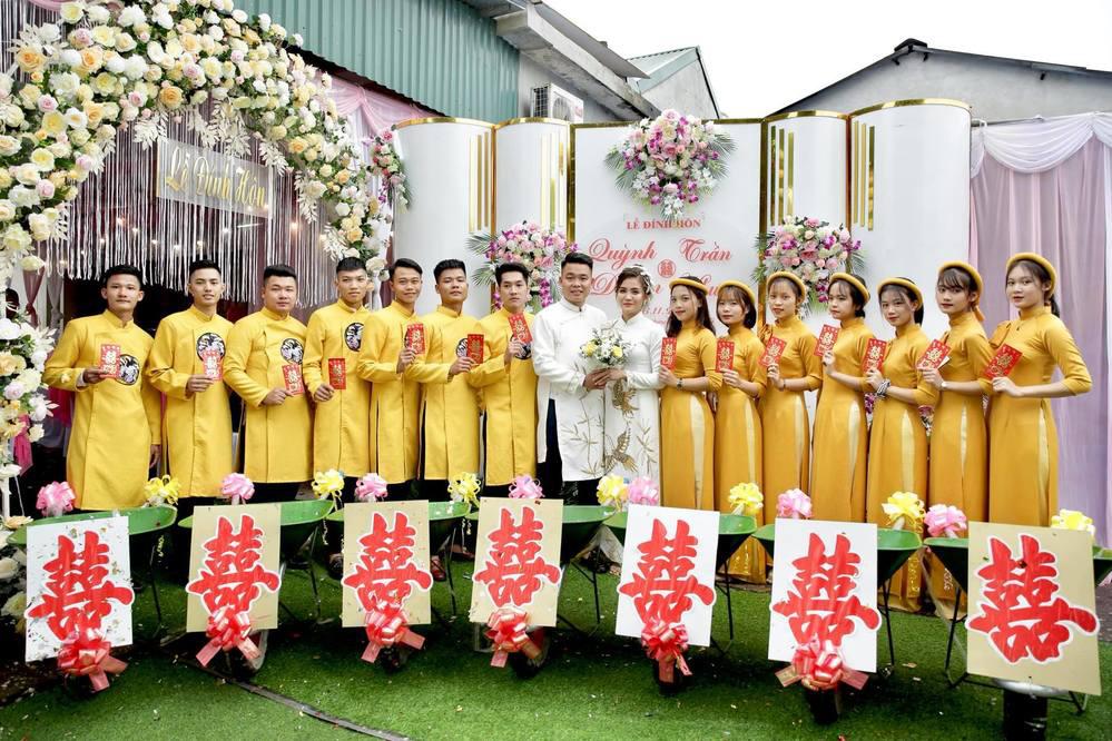 Những đám cưới đình đám, gây sốt dư luận trong năm 2020 - Ảnh 13.