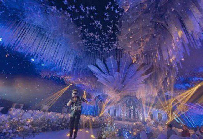 Những đám cưới đình đám, gây sốt dư luận trong năm 2020 - Ảnh 2.
