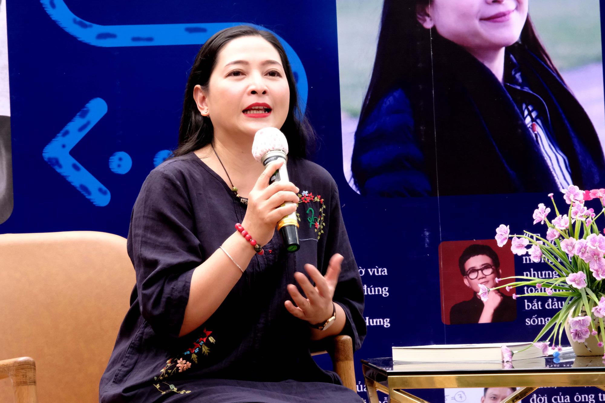 """MC Quỳnh Hương: """"Thử thách lớn nhất với tôi là chia tay với chương trình Thay lời muốn nói"""" - Ảnh 1."""