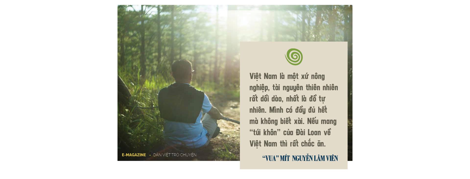 """""""Vua"""" mít  Nguyễn Lâm Viên – người được """"tẩy não"""" để làm nông nghiệp vì sự sống - Ảnh 2."""