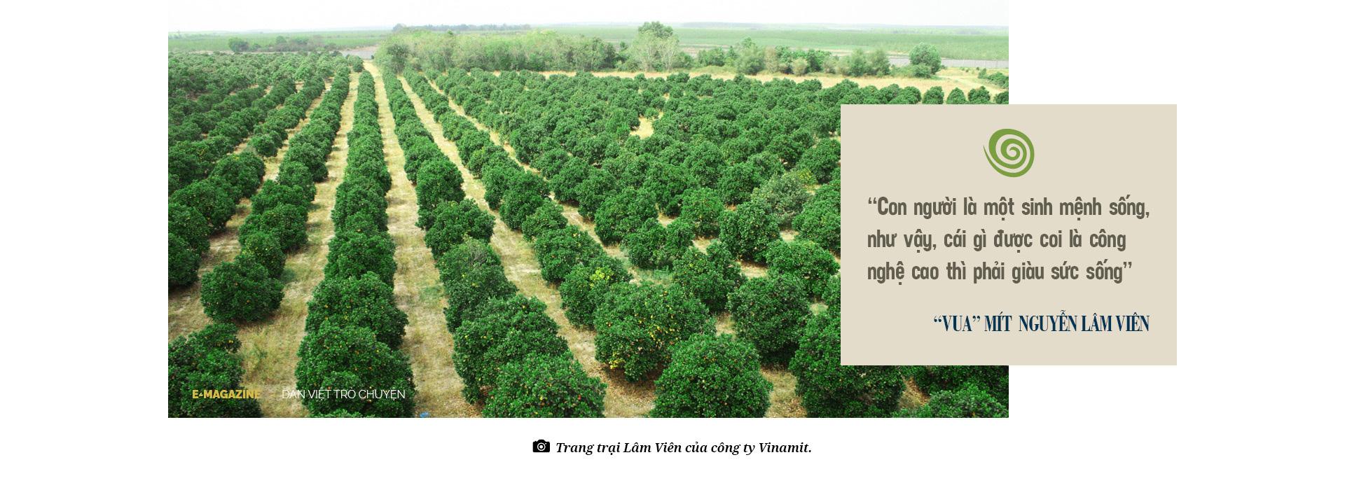 """""""Vua"""" mít  Nguyễn Lâm Viên – người được """"tẩy não"""" để làm nông nghiệp vì sự sống - Ảnh 19."""