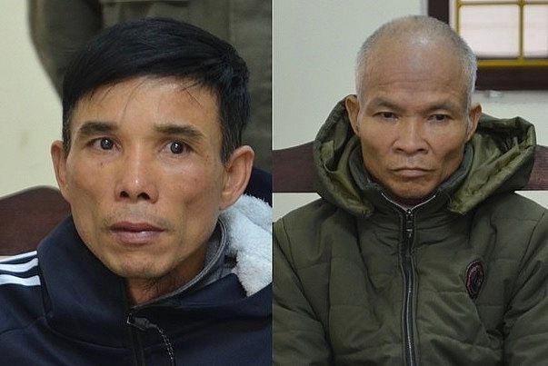 Mật phục bắt giữ hai anh em họ cùng 11 bánh heroin, dùng dao chống trả lực lượng chức năng - Ảnh 1.