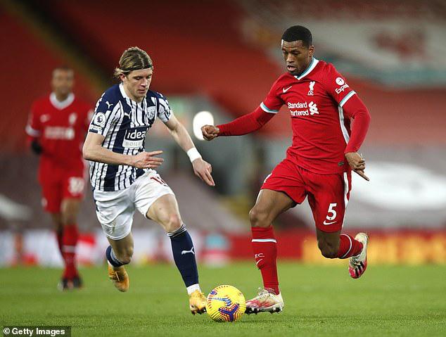 Wijnaldum vẫn chưa gia hạn với Liverpool.