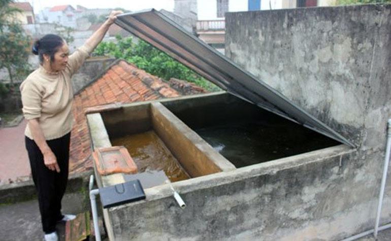 Người tiêu dùng, hộ dân tại huyện Hưng Nguyên cần nước sạch đảm bảo sức khỏe - Ảnh 1.
