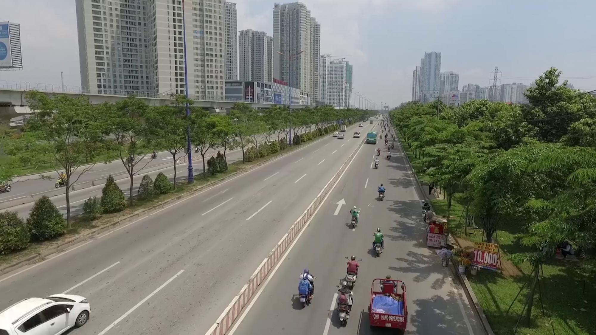 Thu phí hoàn vốn Dự án mở rộng Xa lộ Hà Nội, vì sao khó triển khai? - Ảnh 2.