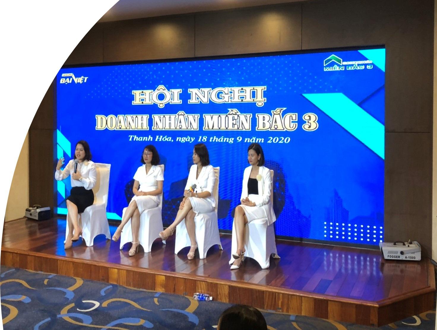 Hoàng Thị Loan – Giám đốc Kinh doanh Khu vực Manulife Thanh Hóa: Tại Manulife, tôi được chia sẻ giá trị tôn vinh con người - Ảnh 2.
