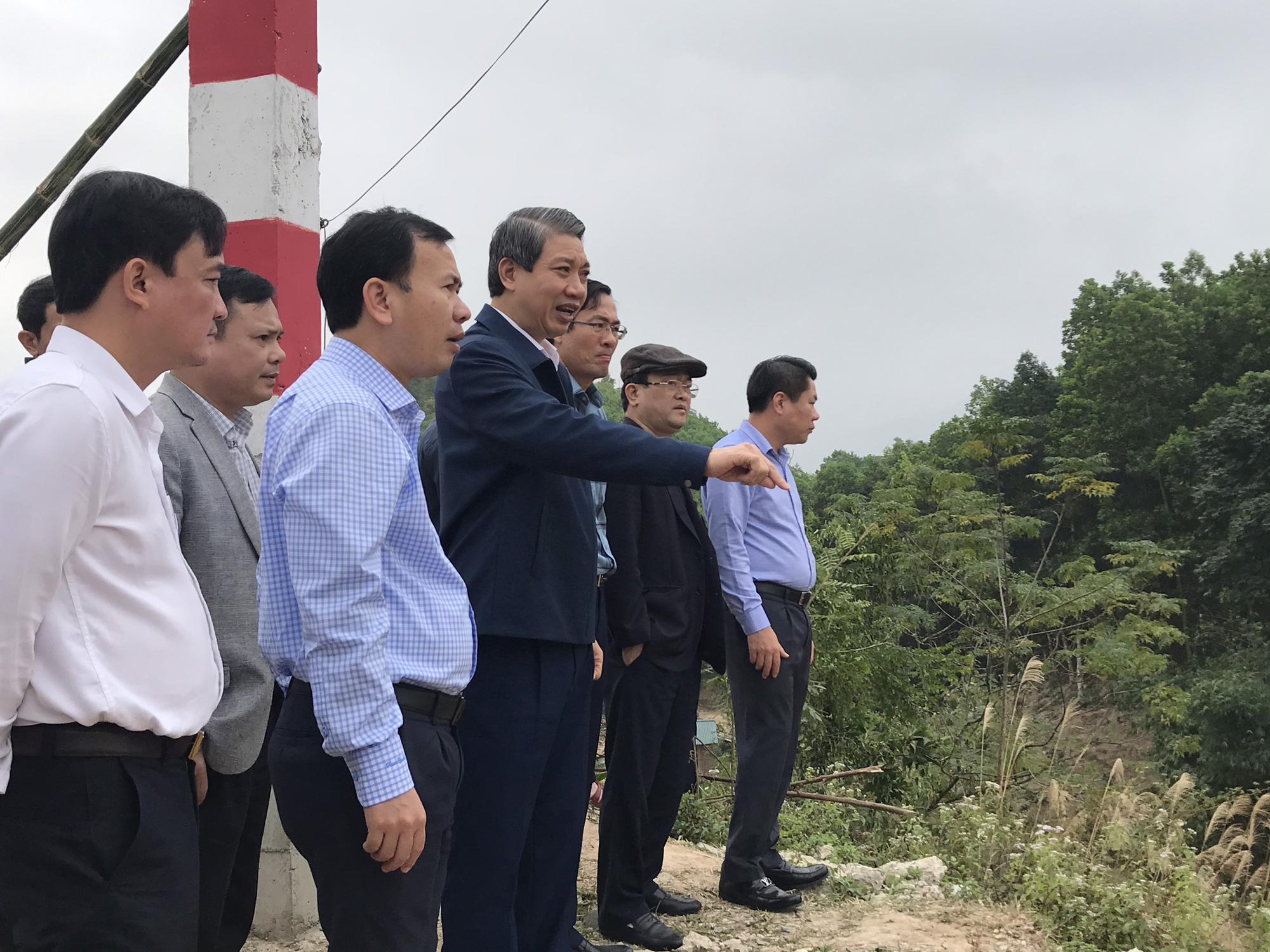 Cận cảnh sự cố vỡ kênh Bắc sông Chu - Nam sông Mã ở Thanh Hóa - Ảnh 7.