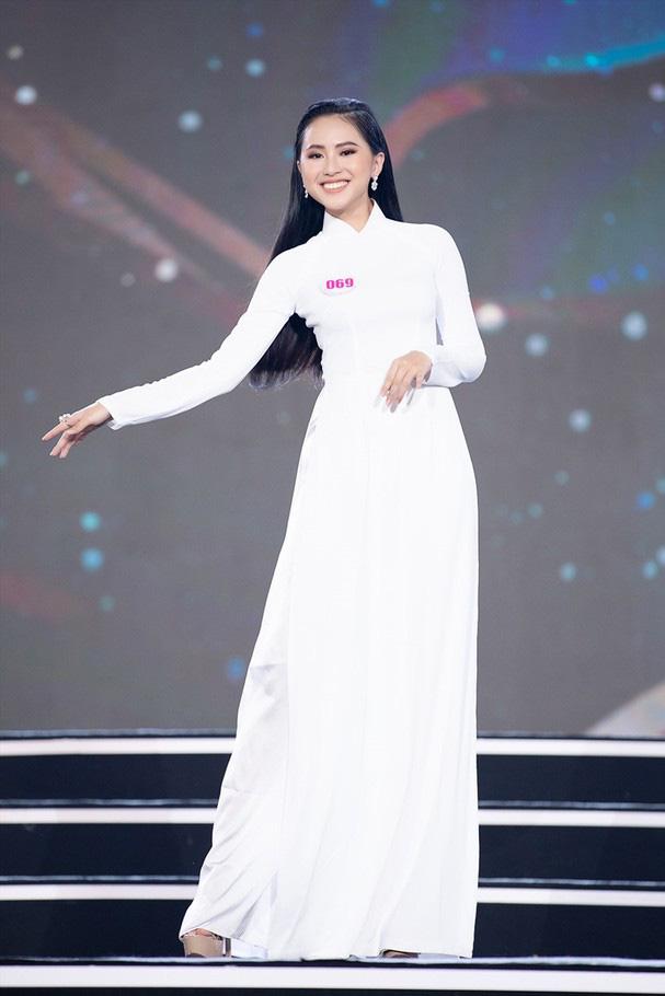 Người đẹp thể thao của Hoa hậu Việt Nam 2020 học cực giỏi là ai? - Ảnh 1.