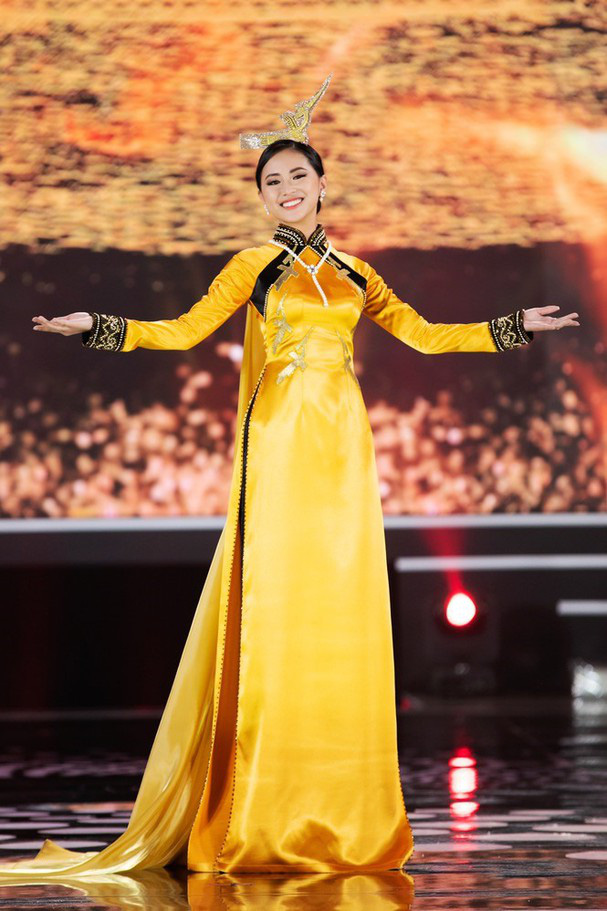 Người đẹp thể thao của Hoa hậu Việt Nam 2020 học cực giỏi là ai? - Ảnh 6.