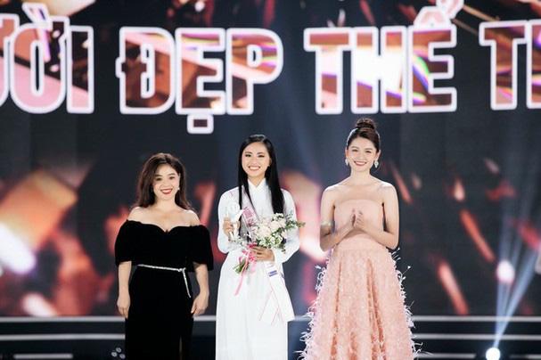 Người đẹp thể thao của Hoa hậu Việt Nam 2020 học cực giỏi là ai? - Ảnh 7.