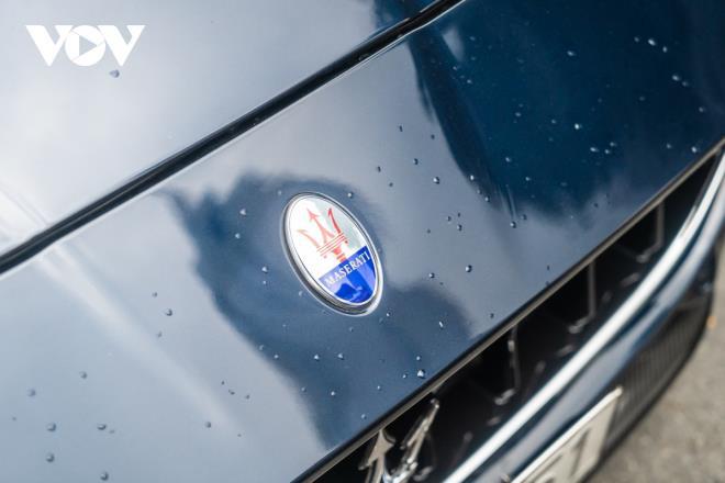 Cận cảnh Maserati GranCabrio Sport hàng hiếm tại Việt Nam - Ảnh 7.