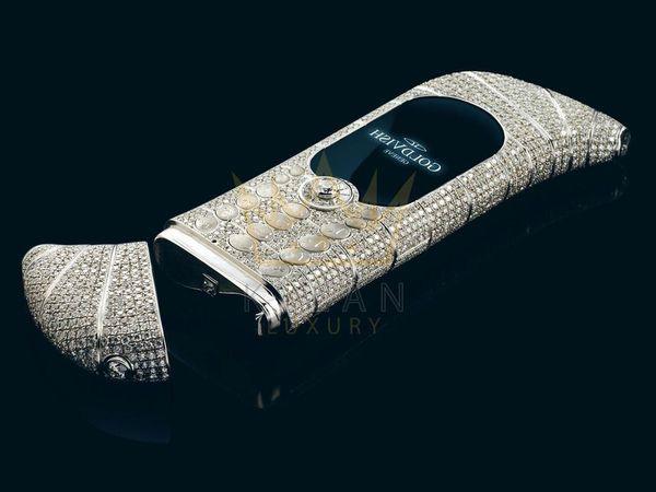 Không phải Vertu, đây mới là điện thoại đắt nhất thế giới - Ảnh 1.