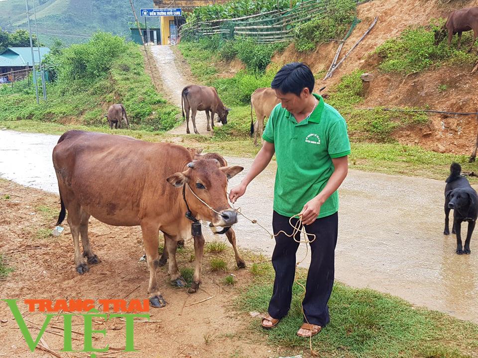 Điện Biên: Lồng ghép các nguồn vốn xây dựng nông thôn mới - Ảnh 6.
