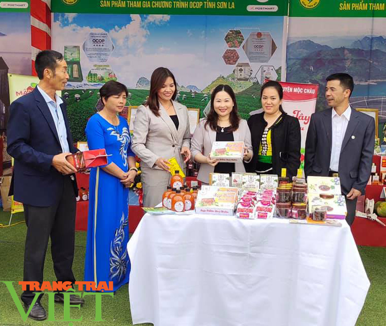 3 sản phẩm OCOP của Sơn La được vinh danh - Ảnh 3.