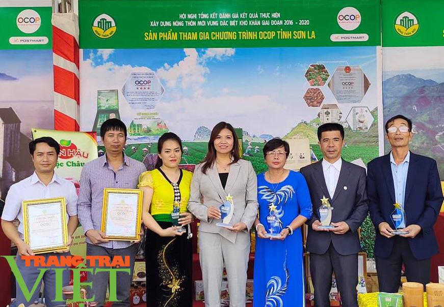 3 sản phẩm OCOP của Sơn La được vinh danh - Ảnh 1.