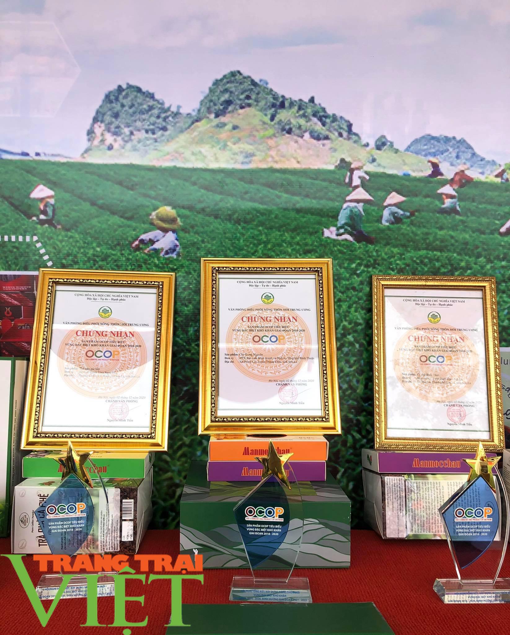 3 sản phẩm OCOP tiêu biểu của Sơn La được vinh danh - Ảnh 4.